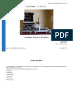 Catalogue de pieces détachées - Ecolpalette