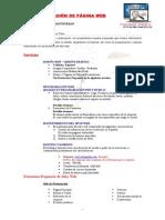 Cotizacion Pagina Web Abogados