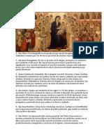 HISTORIA DEL ARTE ICONOGRAFÍA