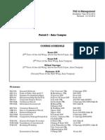 Schedule P3 2012 2013 Asia Campus