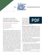 Araujo_Camara_XXXX_Desmatamento, Trajetorias Tecnologicas Rurais e Metas de Contencao de Emissoes Na Amazonia