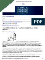 """Caso Práctico 10_ """"La Mosca Detrás de La Oreja"""""""
