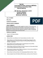TAc MPRWA Agenda Packet 09-08-14