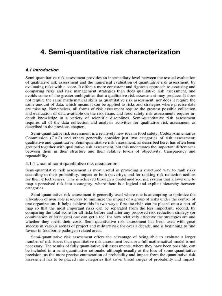 SQRA Explained | Risk Assessment | Risk Management