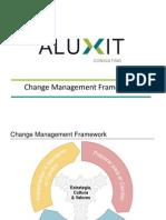 AM- Change Management Framework