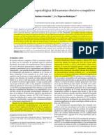 Actualizaciones Neuropsicologica Del Trastorno TOC (a.E. Martinez-Gonzalez Et Al, 2008, Revisado)