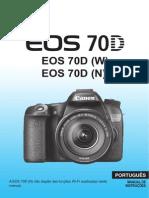Manual EOS 70D
