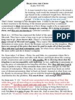 Luke 09-43-45_Rejecting the Cross