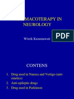 Pharmacology in Neurology-15