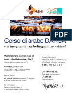 2014_15 - Corso di arabo Darjia (ASAI)