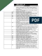 Biology 10 - Lessons 126-145