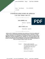 LIBERI v TAITZ (APPEAL) - Appellants' Request for Judicial Notice;  - 23892610-Liberi-Et-Al-v-Taitz-Et-Al-Req-for-Judicial-Notice-3rd-Circut