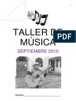 Taller Musica