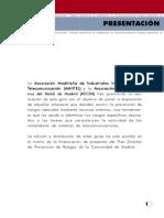 GUIA RIESGOS Telecomunicaciones