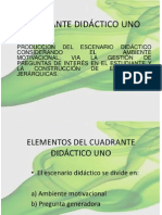 cuadrantes didacticos