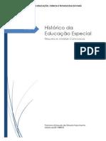 Evolução Histórica Da Educação Especial No Brasil