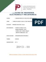 Lab de Analogica 2-A