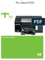 Hp Officejet k550