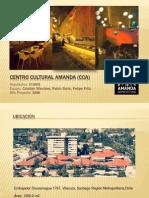 Centro Cultural Amanda (1)