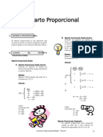 IV Bim - 1er. Año - Arit - Guía 4 - Reparto Proporcional