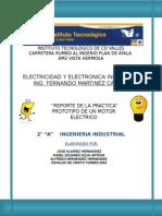 Reporte de Practica Ing. Fernando