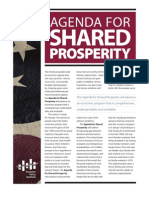Shared Prosperity Overview
