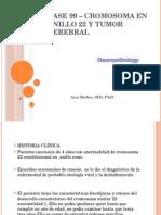 Case 99 – Cromosoma en Anillo 22 y