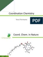 Coordination Chemistry YP