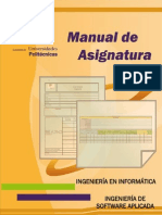 Ingenieria de Software Aplicada