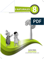 Guia de Docente 8vo EGB Naturales