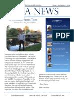 SBA Newsletter 1 - 9/8/14