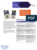 Torque Systems MDM H Series Product Guide