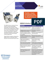 Torque Systems MDM N Series Product Guide