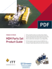 Torque Systems MDM Parts Set Product Guide