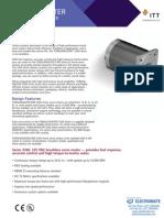 Torque Systems Bnr3300 Specsheet