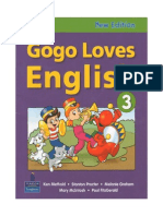 Gogo Loves English Student Book