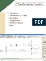 DIgSILENT PowerFactory Data Preparation
