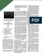 Para o Debate Sobre Uma Nova Estatuinte Na USP