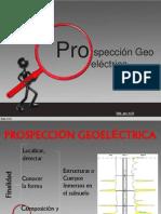 prospeccion geoelectrica