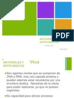 Antivirales y Antifungicos