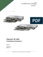 IP 20N Preliminary Datasheet ANSI Rev a 01