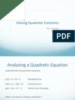 m 1 u 2 quadratic functions