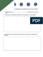 1°Jornada de Integración COEMCO 2014