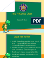 Java Advance Class