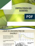 ESPECTROS DE DISEÑO.pptx
