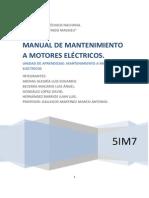MANUAL DE MANTENIMIENTO A MOTORES ELÉCTRICOS.pdf