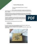 Transmisor FM Escorpión e info infrarrojo.docx