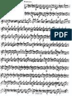 Sor - Etude Op.6 No.11
