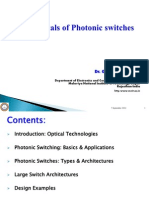 Photonic Switching_Lecture 1