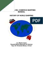 (Libro) Historia Del Comercio Marítimo Mundial